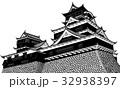 熊本城2 【カラー】 32938397