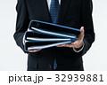 ビジネスマン 男性 ファイルの写真 32939881