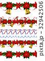 シームレス ベクトル クリスマスのイラスト 32942506