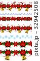 シームレス ベクトル クリスマスのイラスト 32942508