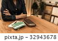 通帳 貯金 預金の写真 32943678