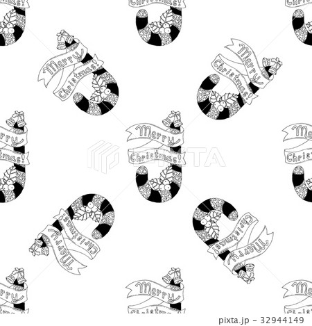 Seamless pattern for print textile design or paperのイラスト素材 [32944149] - PIXTA