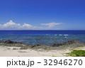 沖縄 青空 自然の写真 32946270