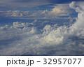 空撮 雲 32957077