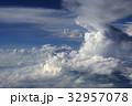 空撮 雲 32957078
