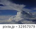 空撮 雲 32957079