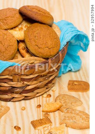 Fresh cookiesの写真素材 [32957994] - PIXTA