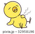 お腹がすいたヒヨコさん 32958196