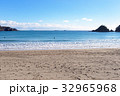 南伊豆 弓ヶ浜 海の写真 32965968