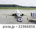 飛行機 飛行場 空港の写真 32966856