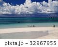 海 砂浜 空の写真 32967955