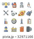 オート 自動 自転のイラスト 32971166