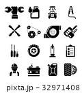 オート 自動 自転のイラスト 32971408