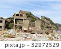 長崎 羽島 浮かぶ島の写真 32972529