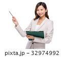 女性 ビジネス キャリアウーマンの写真 32974992