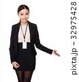女性 ビジネス キャリアウーマンの写真 32975428