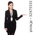 女性 ビジネス キャリアウーマンの写真 32975535