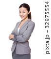 女性 ビジネス キャリアウーマンの写真 32975554