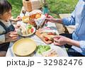 ピクニック 32982476