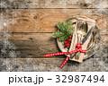 クリスマス デコレーション 装飾の写真 32987494