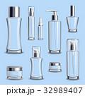 セット ガラス ガラス製のイラスト 32989407