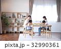 食事 ダイニングテーブル 食卓の写真 32990361