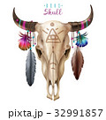 デコラティブ 装飾的 飾りのイラスト 32991857