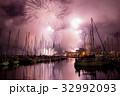 【静岡県】清水みなと祭り・海上花火大会・フィナーレ 32992093