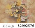あき 秋 カラフルの写真 32992576