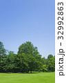 公園 森 林の写真 32992863