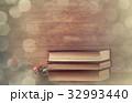 クリスマス マツボックリ 松かさの写真 32993440