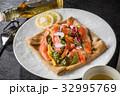 ガレット クレープ フランス料理の写真 32995769