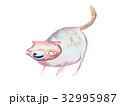 ねこ ネコ 猫のイラスト 32995987