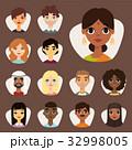 ベクトル 人々 人物のイラスト 32998005