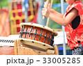 夏祭り和太鼓の演奏 33005285