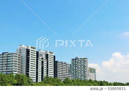 青空とマンション 33005651