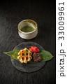 ワッフル ベルギー料理 Waffle Belgium dish 33009961
