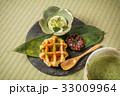 ワッフル ベルギー料理 Waffle Belgium dish 33009964