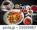 ワッフル ベルギー料理 Waffle Belgium dish 33009967