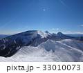 八ヶ岳 天狗岳 厳冬期の写真 33010073