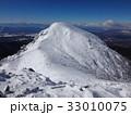 八ヶ岳 天狗岳 厳冬期の写真 33010075