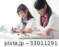 女子 中学生 学習塾の写真 33011291