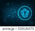 セキュリティ セキュリティー 安全のイラスト 33016475