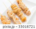 肉料理 焼き鳥 焼鳥の写真 33016721