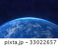 宇宙 地球 惑星のイラスト 33022657