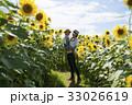 夏 親子 夏休みの写真 33026619