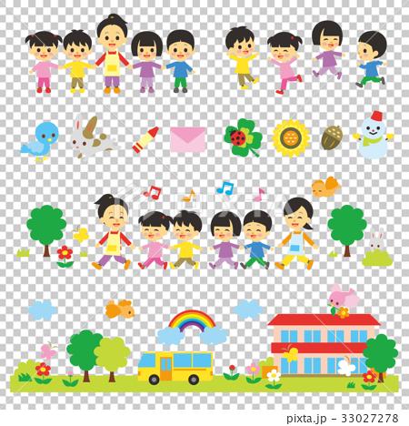 幼兒園幼兒園兒童套裝 33027278