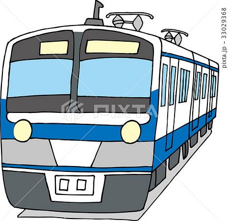 電車 イラスト 33029368