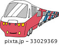 電車 イラスト 33029369