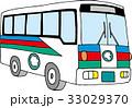 路線バス イラスト 33029370